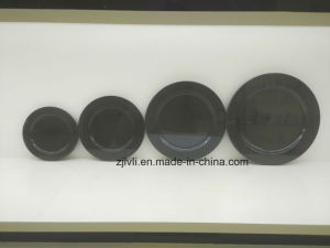 Plastic Plate, Disposable, Tableware, Tray, Dish, Colorful, PS, Clear, White, Plate, Transparent, PA-03 pictures & photos