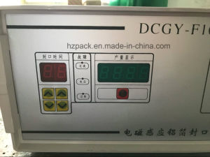 Aluminum Foil Manual Induction Sealing Class Machine Sealer Dcgy-F1000 pictures & photos