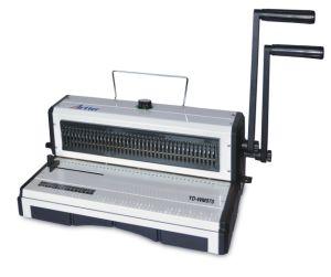 Wire Binding Machine (YD-WM970) pictures & photos
