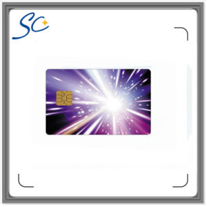 Contact Sle 4442 /Sle5542 Chip Card /Smart Card pictures & photos