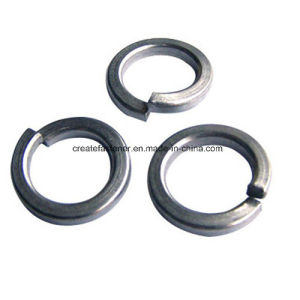 Spring Washers for DIN127b/ASME B18.21.1 Spring Lock Washers pictures & photos