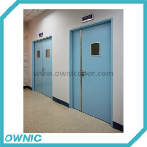 Hot Selling Manual Swing Door (ONE AND HALF LEAF) pictures & photos
