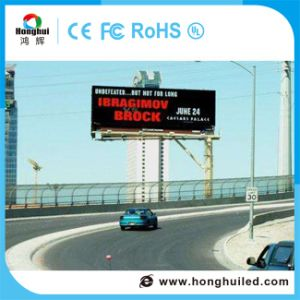 High Brightness Outdoor P6 LED Screen Billboard for Advertising pictures & photos