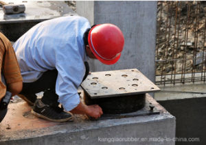 Professional High Damping Rubber Bearing for Building Construction pictures & photos