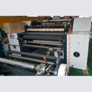 Aluminum Foil Automatic Slitting Machine pictures & photos
