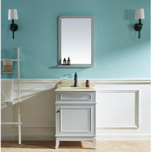 China Cabinet Manufacturer Bathroom Vanity Cabinet with Tops (GSP14-031) pictures & photos