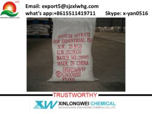 Sodium Nitrite 99%Min Industrial Grade Manufacturer pictures & photos