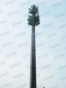 Durable Decorative Bionic Telecommunication Tree Tower pictures & photos