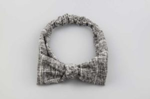 Vintage Headband with Checked Pattern Fashion Hair Accessories Head Wrap pictures & photos