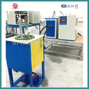 100kg Medium Frequency Electric Induction Furnace for Steel/Iron/Stainless Steel/Copper/Aluminum Alloy Melting pictures & photos