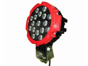 LED Working Lights Auto Accessories 51W 17PCS * 3W Epistar Spot Flood Beam pictures & photos