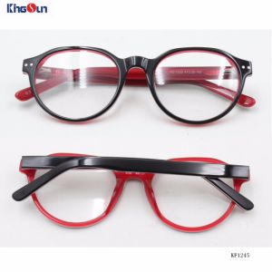 Fashion and Top New Acetate Frames Kf1245 pictures & photos