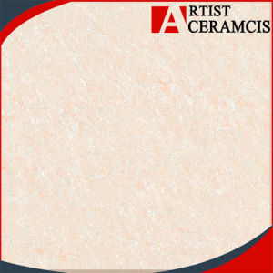 Lady Pink Crystal Vitrified Porcelain Floor Tile for Decoration Materials pictures & photos