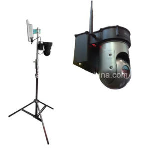 720p 960p, 1080P Wireless Police Protabel Emergency CCTV Camera System pictures & photos