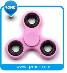 2017 Tri-Spinner Fidget Toy Plastic EDC Hand Spinner pictures & photos