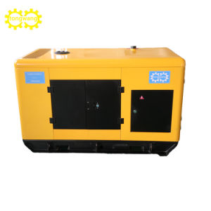 Diesel Electric Generator Genset 15kw Excitation Generating Set pictures & photos