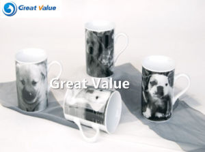 Cute Animal Decal Ceramic Porcelain Tea Cups pictures & photos