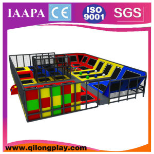 Big Joy Indoor Trampoline Park with Ce (QL-17-14) pictures & photos