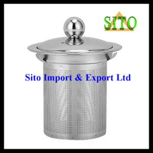 Stainless Steel 304/316 Tea Strainer pictures & photos