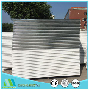 EPS Foam Cement Building Material Prefab House Sandwich Boards pictures & photos