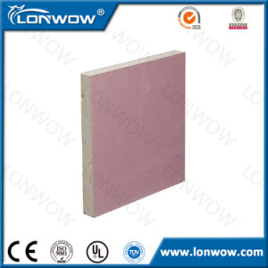 Hot Sell Gypsum Board Thickness Price pictures & photos