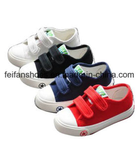 Latest Baby Injection Canvas Shoes Baby Shoes (BBC 11) pictures & photos