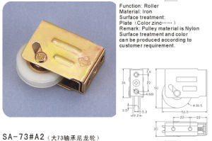 Nylon Roller for Sliding Window and Door/ Hardware (SA-73#A2) pictures & photos