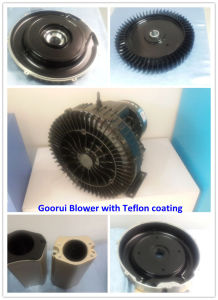 Ie3 7.5HP Anti-Corrosion Air Blower with (PTFE) Teflon Coatings pictures & photos