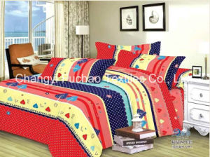 Hot Sale Poly/Cotton Bedding Set China Supplier with Lowest Prices pictures & photos