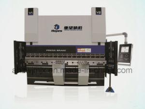 We67k 63t/2500 Dual Servo Electro-Hydraulic CNC Press Brake