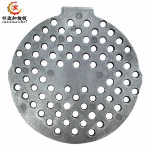 China Auto Parts Aluminium Foundry Zamac Zinc Alloy Die Casting pictures & photos