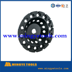 Diamond Cup Wheel for Marble Granite pictures & photos