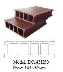 Outdoor WPC Flooring (Garden decking)