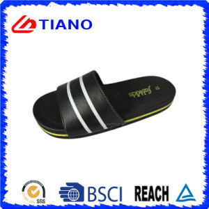 2017 New Fashion Women Slipper with Stripes (TNK35310) pictures & photos