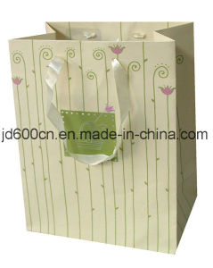 China Factory High Quantity Art Paper Gift Bags Wholesale pictures & photos