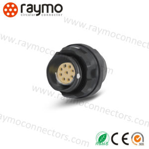 RM Fischers Dbpu 102/0f Series 9pin Waterproof Circular Cable Connector pictures & photos
