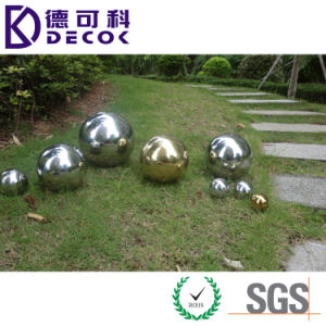 50mm 800 1m 1.5m 2m Gazing Ball Stainless Steel Material Hollow Sphere pictures & photos