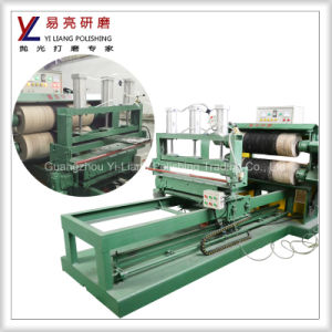 Automatic Tube Grinding Centerless Pipe Polishing Machine pictures & photos