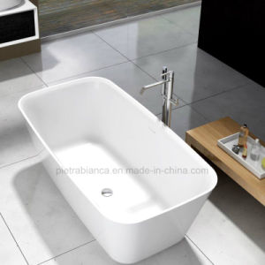 Hot Sales Acrylict Corian Bathroom Bathtub (PB1002G) pictures & photos