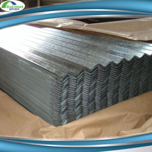 Made in China Zinc Roofing Galvanized Sheet