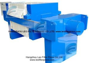 Leo Filter Semi-Auto Chamber Filter Press pictures & photos