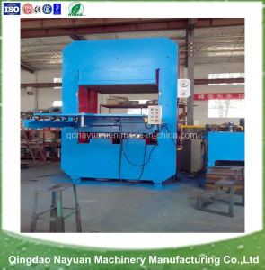 Rubber Moulding Hydrulic Press with Platen