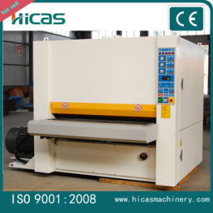 Hicas Calibrating Sanding Machine Wood Door Sanding Machine pictures & photos