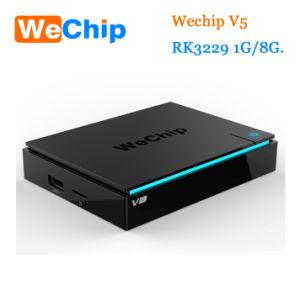 Hot Selling Rk3229 RAM 1GB ROM 8GB Android TV Box pictures & photos