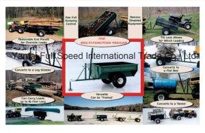 off-Road ATV Utility Farm Box Trailer; Farm Garden Tools pictures & photos