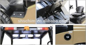 High Quality Mitsubishi Engine 3t Counterbalance Diesel Forklift pictures & photos