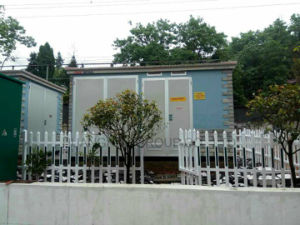 Cnhk Intelligent Transformer Prefabricated Substation pictures & photos