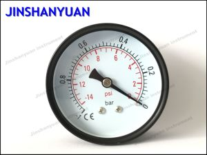 Gpg-015 Vacuum General Manometer/Vacuum Pump Manometer/Negative Pressure Gauge pictures & photos