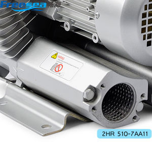 Aluminum Electric High Pressure Blower Air Blowing and Suction pictures & photos