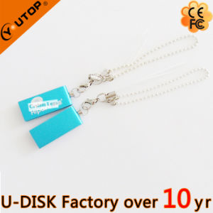 Mini Revolving/Swivel USB Flash Drive for Company Gift (YT-3204) pictures & photos